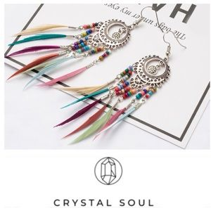 Just In🎉Bohemian Ethnic Tassel Drop Earrings